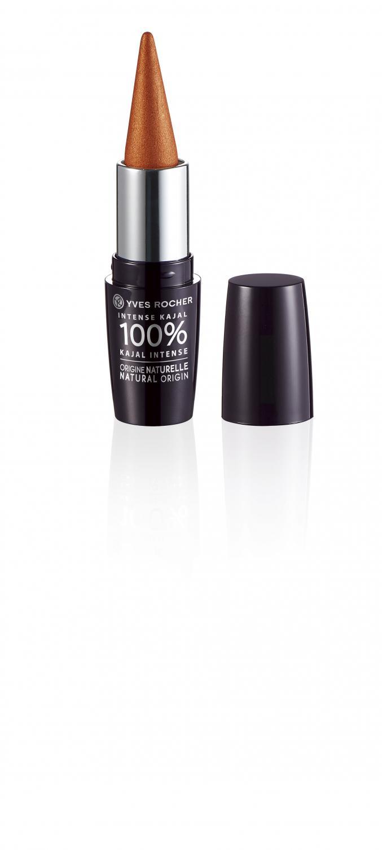 100% Kajal Intense - Terre de Sienne (Yves Rocher)