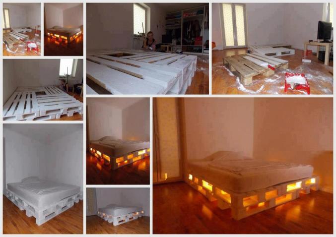 Un lit première classe