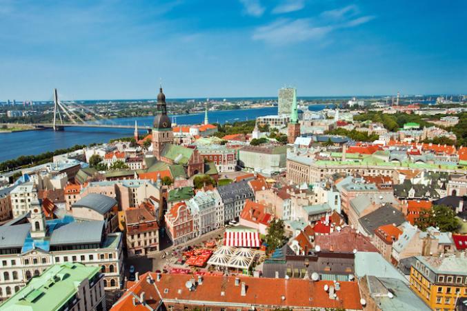 Voyage culturel en Lettonie