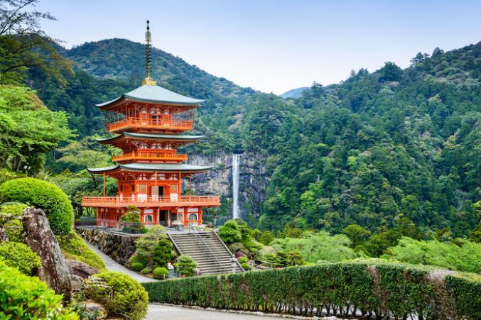 Un tour du Japon