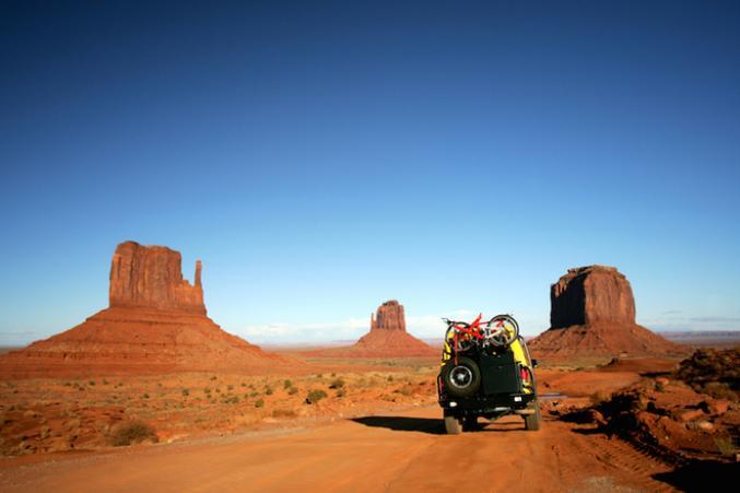 Un road-trip aux Etats-Unis