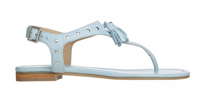 Sandales plates (CATWALK)
