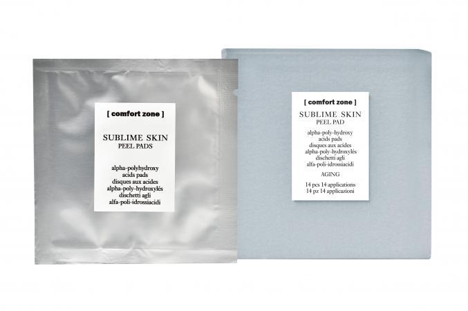 Sublime skin peel pad ([Comfort zone])