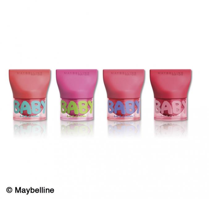 Babylips Balm & Blush (Maybelline New York)