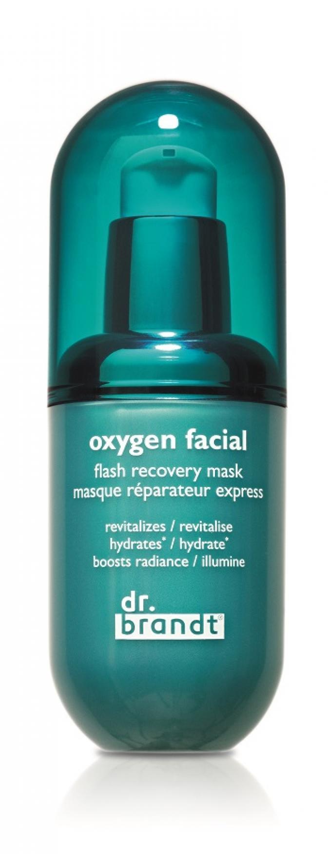 House calls oxygen facial (Dr Brandt)