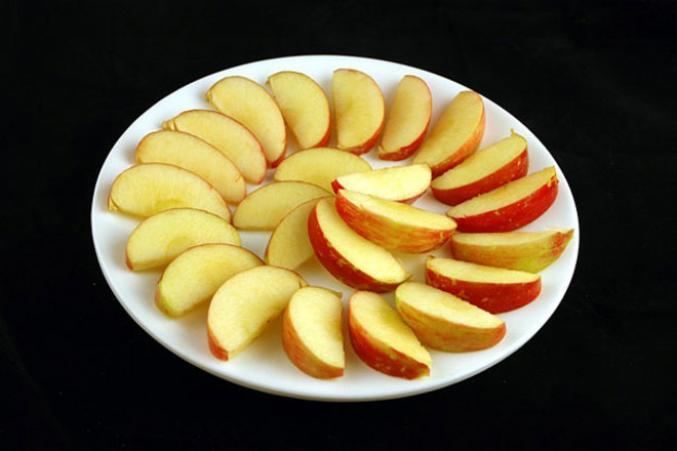 400g de pommes