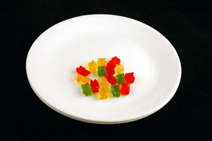 50g de bonbons
