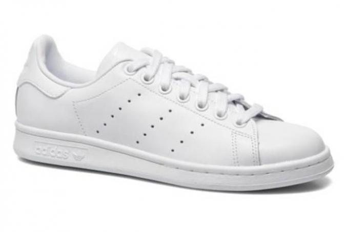 Sneakers blanches Adidas Originals Stan Smith, 89,99€