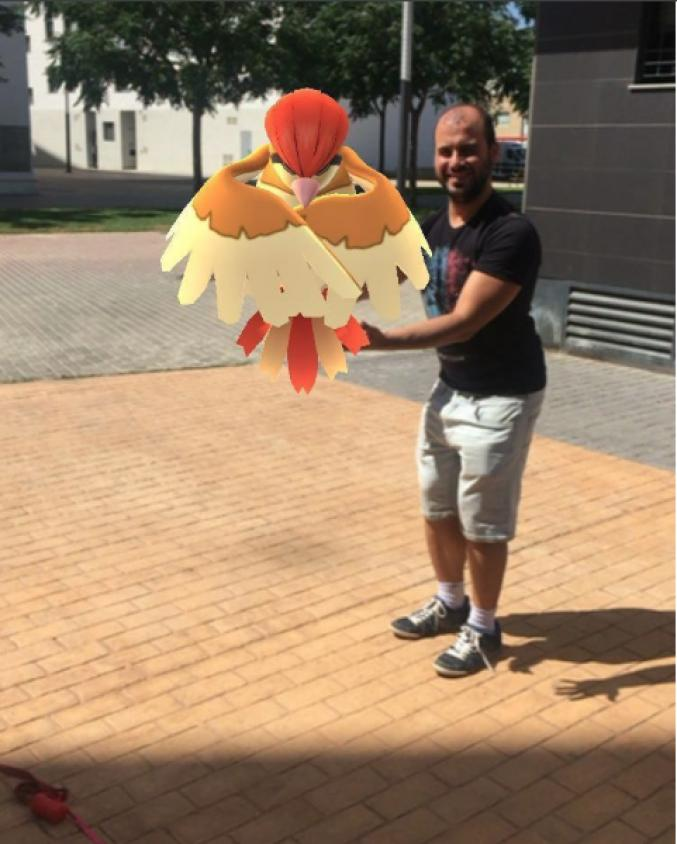 Le Pokémon, Roucoups
