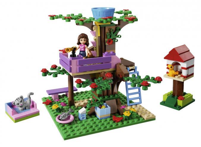 3065 LEGO Friends Olivia sBoomhut 19,99