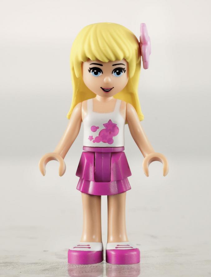 3183 LEGO FriendsStephanie scabrio 14,99