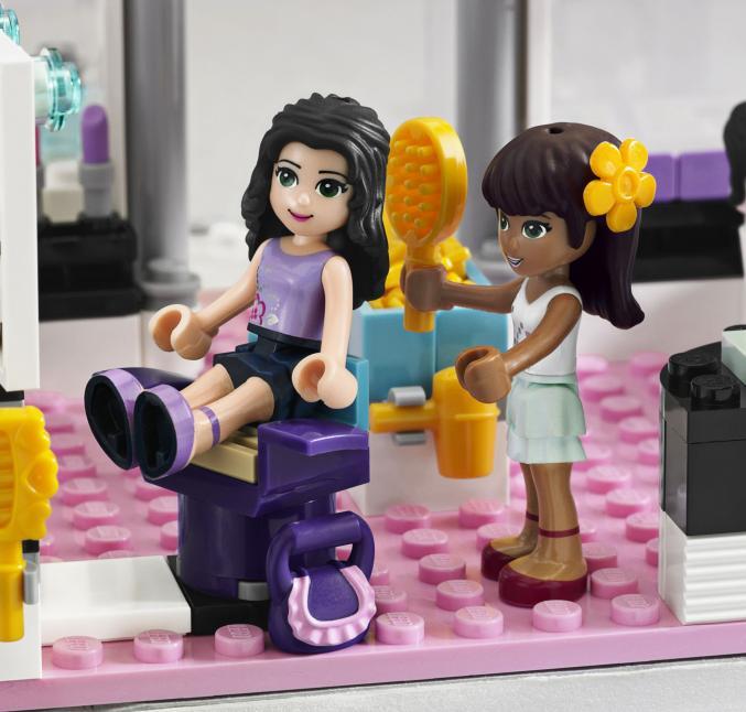 3187 LEGOFriends stijlvolleschoonheidssalon 27,99