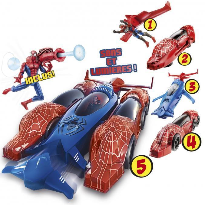 Spiderman 5en1 FR