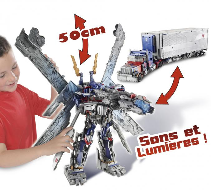 Ultimate Optimus Prime FR