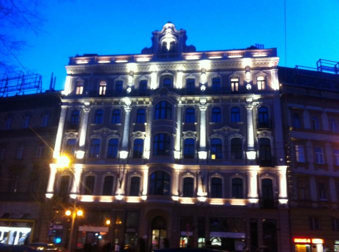 Budapest en mode Instagram