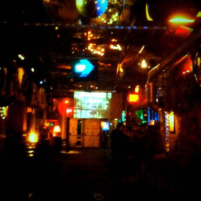Citytrip à Budapest: Szimpla