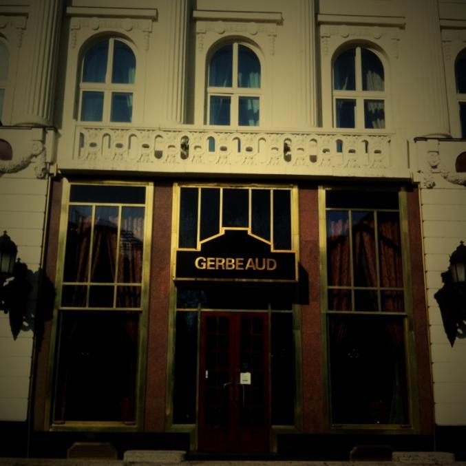 Citytrip à Budapest: Gerbeaud