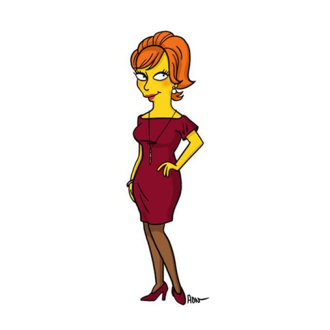 Joan Holloway (Mad Men)