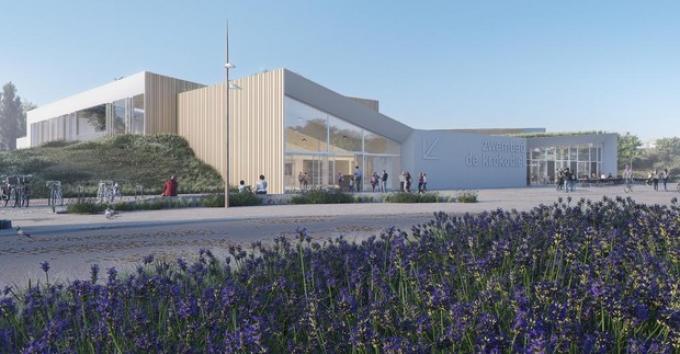 In 2021 al nieuw zwembad in Middelkerke - KW.be - Nieuws ...