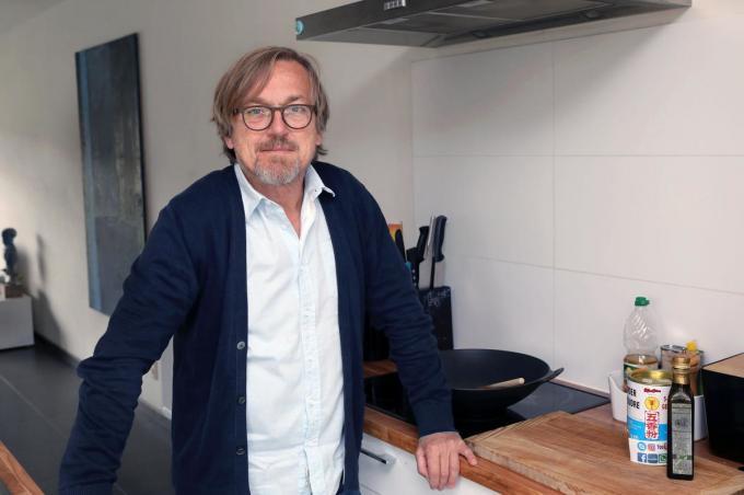 Interne Keuken Met Luc O Sekoer Descheemaeker 65 Jaar Ik Heb Pas Mijn Eerste Communie Gedaan Kw Be