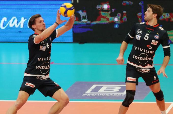 Matthijs Verhanneman (links) speelde een toppartij.©VDB / Bart Vandenbroucke VDB