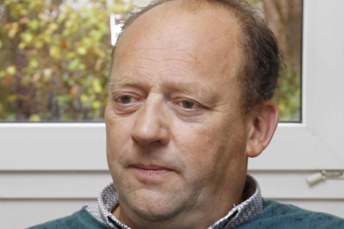 Frans Boone wordt vanaf 1 januari 2021 de nieuwe directeur van wzc Sint-Anna. (foto Coghe)©GINO COGHE Foto Coghe
