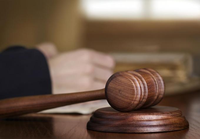 De beklaagde hoopt in beroep een mildere straf te krijgen.© Getty Images