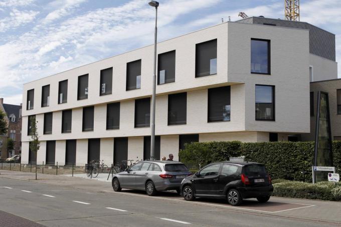 Er zijn momenteel drie covidafdelingen ingericht in het Meunyckenhof in Koekelare.©GINO COGHE foto Gino Coghe