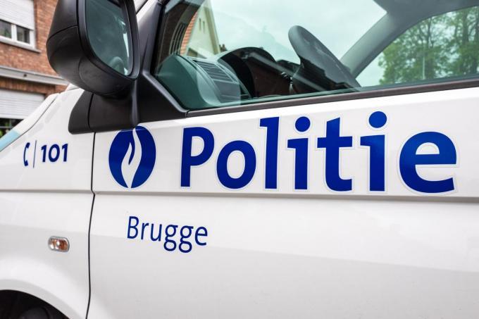 In de laatste maand werden de meeste overtredingen vastgesteld in de politiezone Brugge.©Tom Brinckman GF