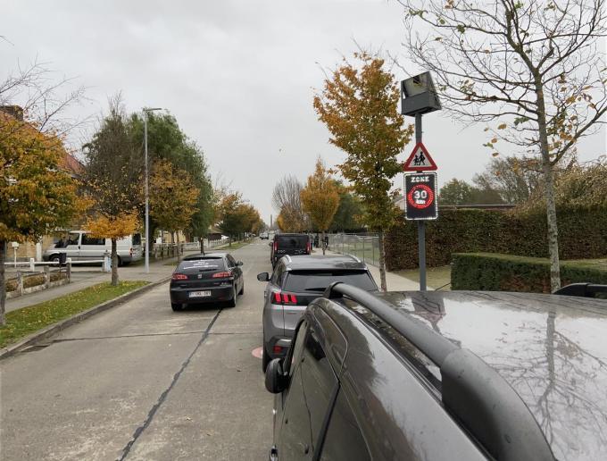 Het langverwachte mobiliteitsplan werd tijdens de gemeenteraad vastgesteld.©Stefaan Lernout SLW