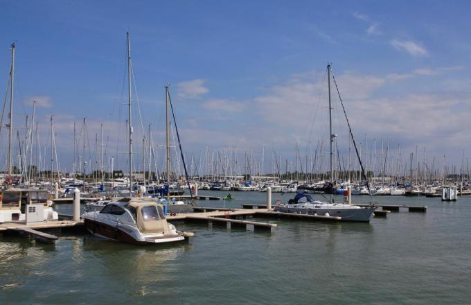 Het festival vindt volgende zomer plaats aan de haven.©MYRIAM VAN DEN PUTTE