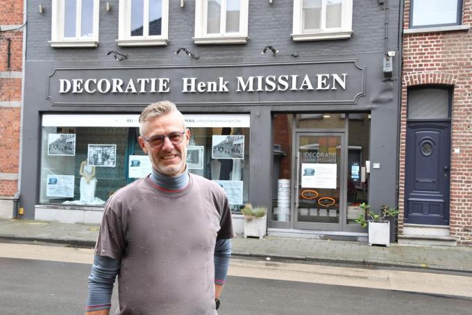 """Henk Missiaen: """"De winkel van decoratie Missiaen blijft nog bestaan tot eind 2020."""" (foto EDB)©ELS DELEU"""