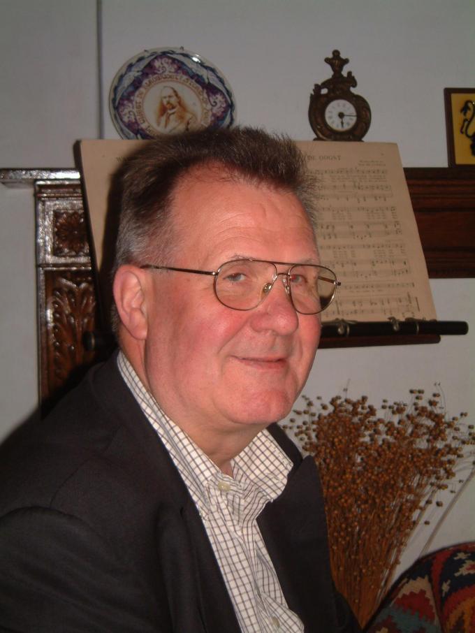 Arnold Vantieghem werd 78 jaar.© MVD
