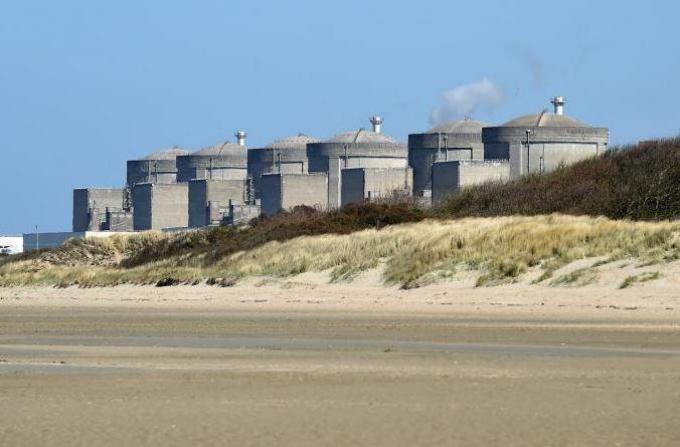 De kerncentrale in Gravelines.©Olaf Verhaeghe a-KW
