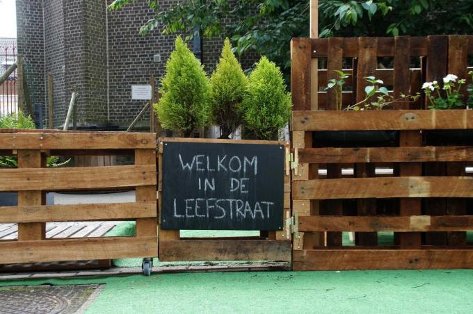 In Gent kennen ze al leefstraten.© (gf)