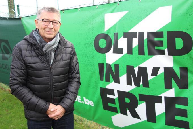 """Chris Van Hulle : """"De supporters moeten achter de ploeg blijven staan."""" (foto ACR)"""