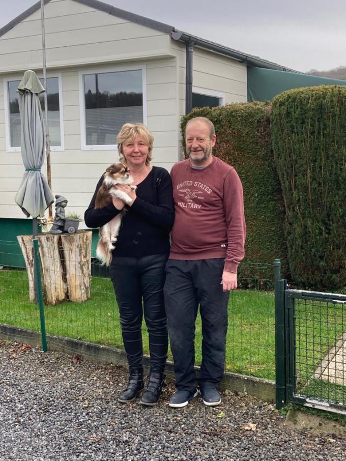 2021 brengt alvast een nieuwe uitdaging voor Daisy D'haene en Henk Soete. Vanaf februari worden zij de nieuwe geranten van Camping Aux Frênes in Barvaux. (gf)