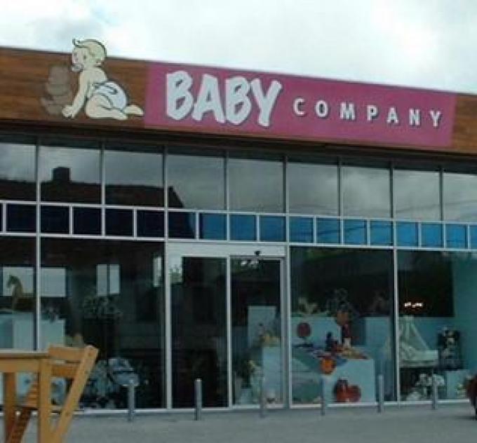 Baby Company langs de Meensesteenweg kreeg de dievegges twee keer over de vloer.© gf