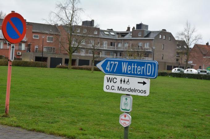 De verbroederingsactiviteiten met het Duitse Wetter staan al jaren op een heel laag pitje.© (Foto CLY)