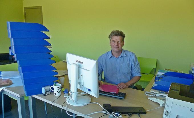 Bart Van Hulle. (foto LV)