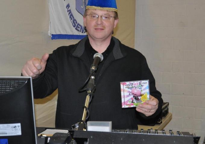 Franky Caignie was in de ruime regio bekend als dj Sensation.© TP
