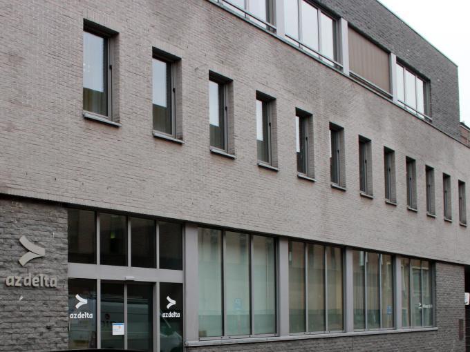 Vanaf vrijdag 8 januari kan men voor een consultatie bij vzw Meander terecht op de bovenverdieping van het AZ Ziekenhuis in de Rijselstraat terecht en niet langer langs de Koningin Fabiolalaan.©wilfried Ossieur WO