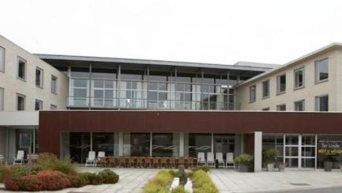 In het woon-zorgcentrum Ter Linde wordt komende maandag gestart met de vaccinaties.© GF