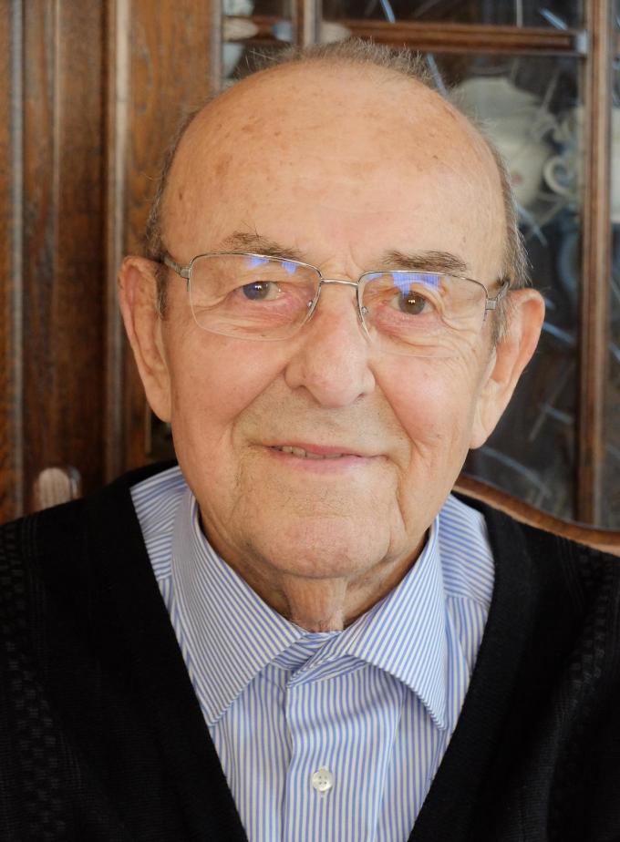 Cyriel Marchand werd 94 jaar.© (Foto JT)