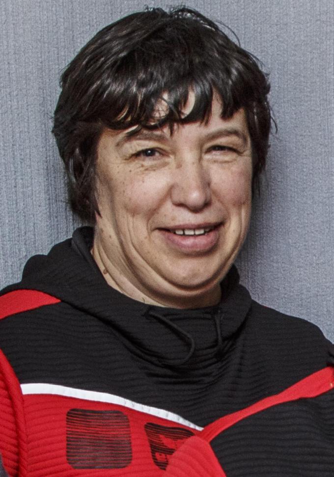 Voorzitster Dorine Desmet van Dapalo Dadizele. (foto JS)© ©Jan STRAGIER