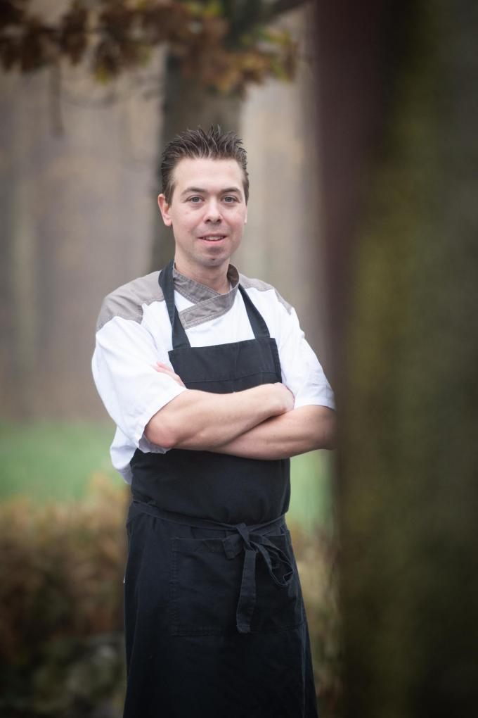 Bij chef Sébastien Ververken vind je een vijfgangenfoodbox. (Foto Westtoer)