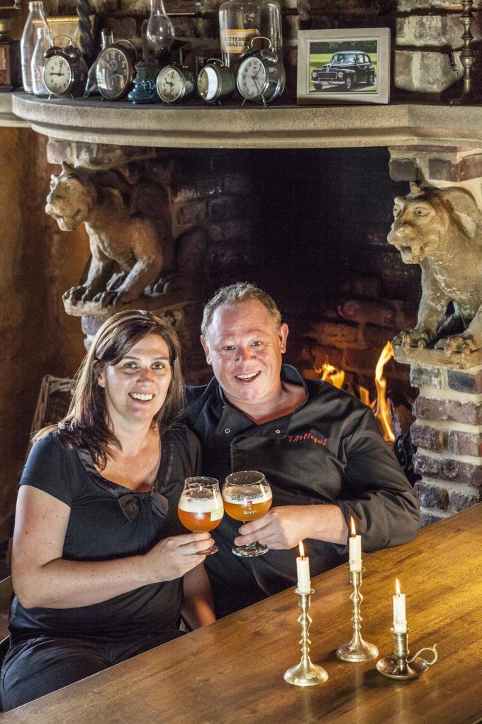 Kristof en Anja brengen de gezellige sfeer nu in je eigen huis. (Foto Westtoer)©Jan D_Hondt