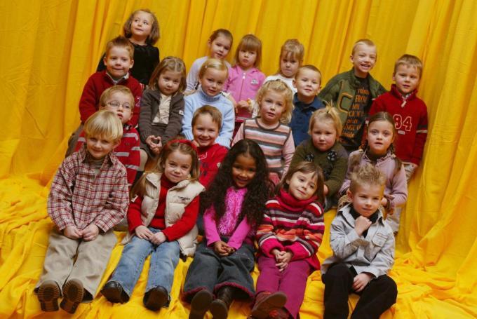 Onze Millenniumkinderen in 2005. Slechts negen waren bereid om over dat vermaledijde 2020 te getuigen.© KRANT VAN WEST-VLAANDEREN