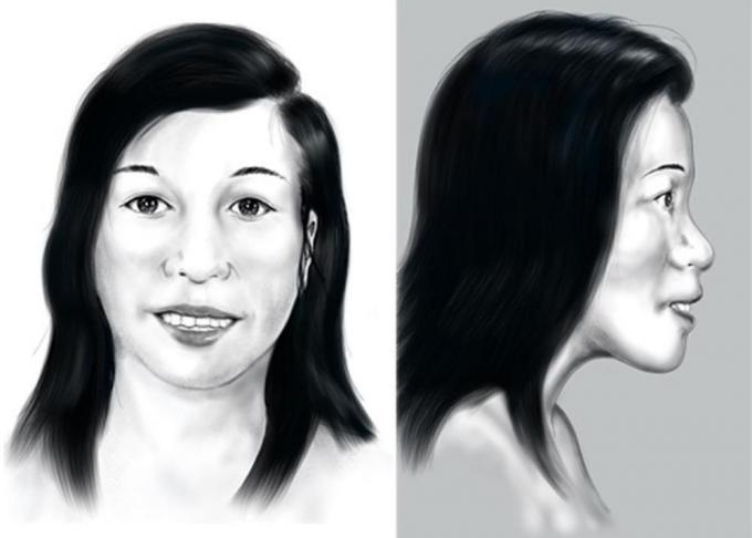 Een 3D-robotfoto van het slachtoffer, dat later de Vietnamese Xuan Thi Nguyen bleek te zijn. (gf)
