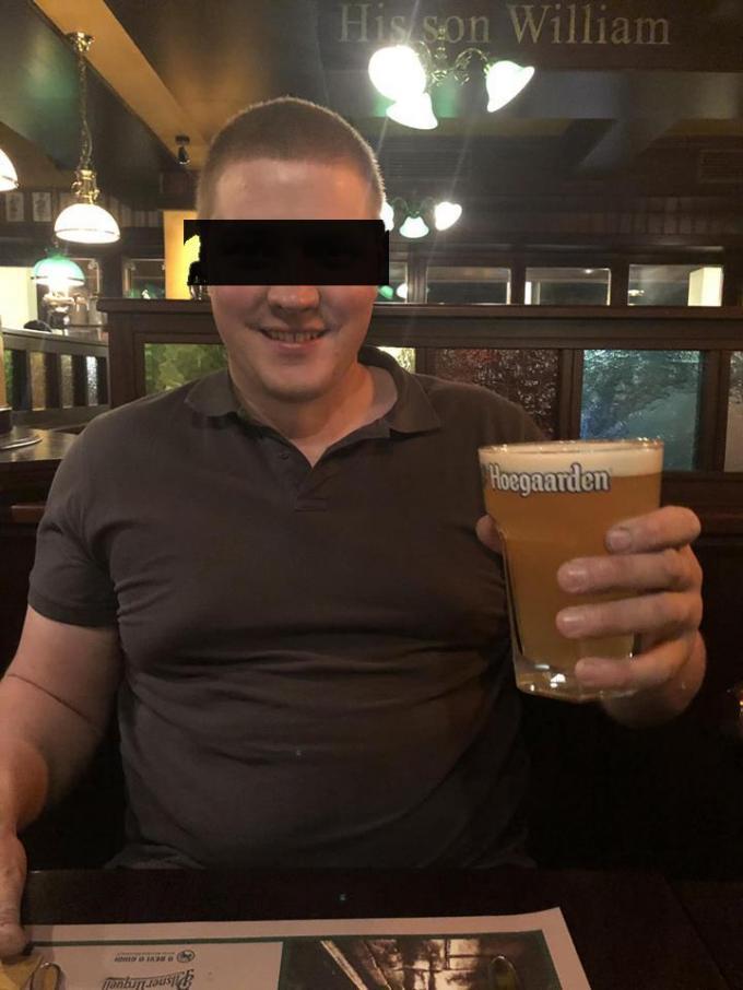 Beschuldigde John Vandoolaeghe. (gf)